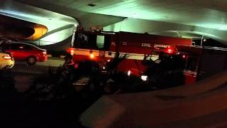 Scdf - Cab Collision At Airport Boulevard Part 2