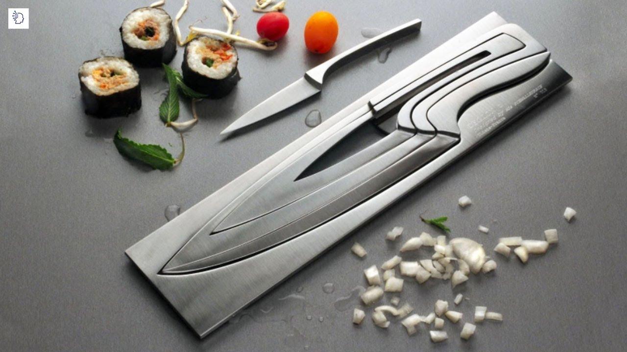 5 Best Kitchen Knife Set 2021 Reviews Youtube