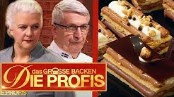 Unfertige Kuchen bei der Verkostung! Was sagt die Jury dazu? | Das große Backen – Die Profis | SAT.1