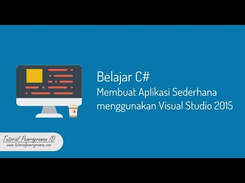 Cara Menginstal Visual Basic 2015