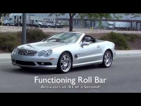 2005 mercedes benz sl55 amg youtube for 2005 mercedes benz sl55 amg
