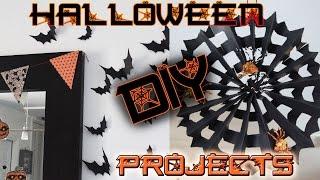 Easy Halloween DIY Projects!