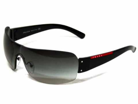 e720b61aa78f PRADA Sport Sunglasses SPS 07F - YouTube
