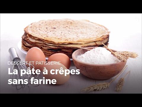 préparer-une-pâte-à-crêpes-sans-farine---sans-gluten-|-recettes-de-crêpes