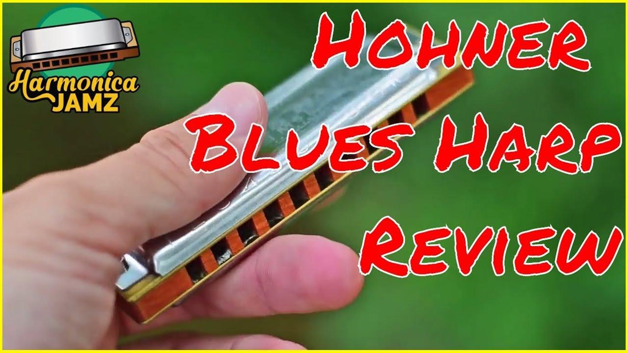 Hohner Blues Harp Harmonica Review + Video: Bold & Powerful
