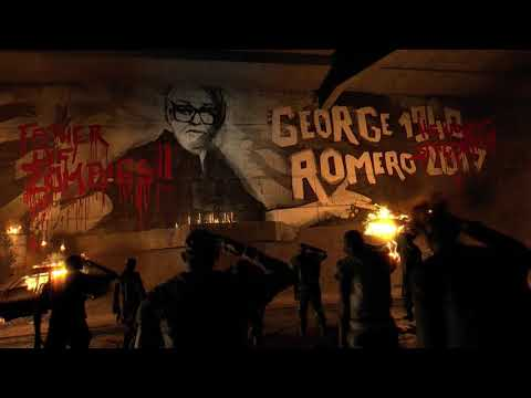 """Dying Light: """"Tribute to the master"""" - (George A. Romero) - 4K 60fps"""