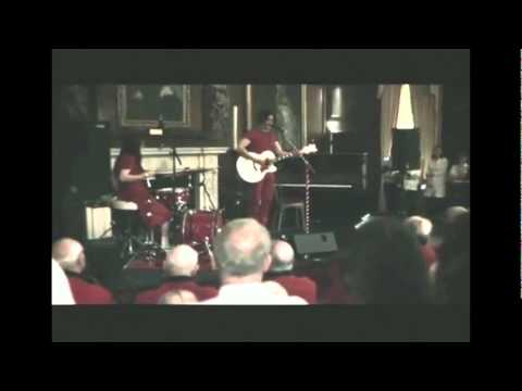 The White Stripes - Boll Weevil Acoustic live Royal Hosp. Chelsea