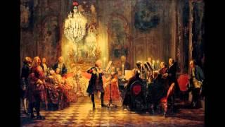 Bach orchestral suite no. 2, BWV 1067. Musica antiqua Köln, Reinhard Goebel