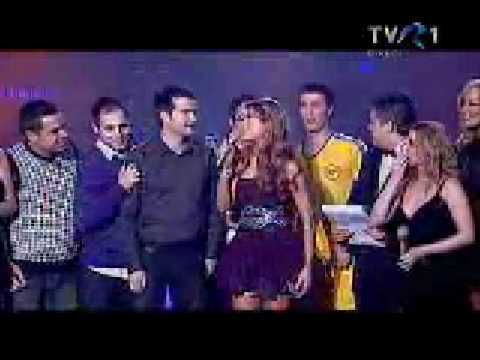 Romania Eurovision 2009 Official Song: Elena Gheorghe - The Balkan Girls (Live show!)