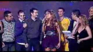 Romania Eurovision 2009 Official Song Elena Gheorghe - The Balkan Girls (Live show!)