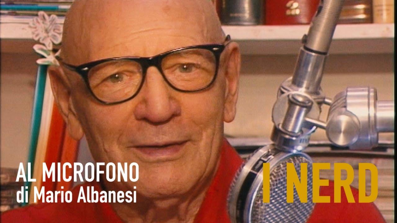 Al microfono di Mario Albanesi:
