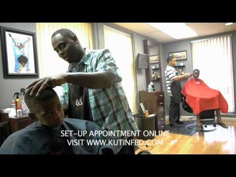 Kutinfed BarberShop Located in Dallas Book Appointment Online www.kutinfed.com