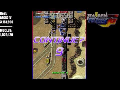 [Raiden Fighters Jet] PB Runs - No Continues - 1 credit