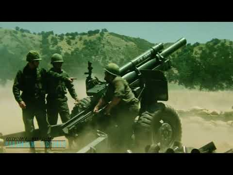 We Were Soldiers  2002  All Battle Scenes [Edited]