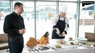 Basselard TV представляет кухонные ножи Due Cigni