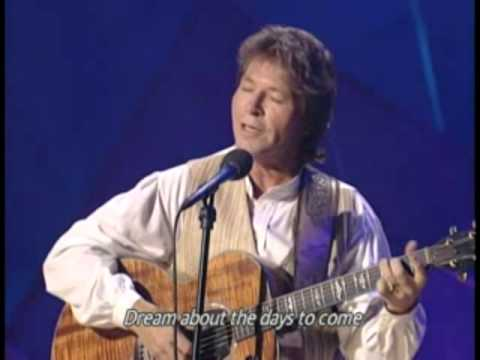 John Denver - Leaving On A Jet Plane + Goodbye Again medley (High Quality)