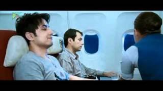Террористы на борту в индийском фильме