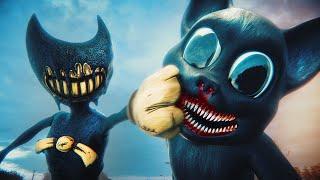 Bendy vs Cartoon Cat
