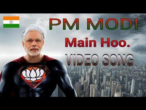 JAI HIND PM MODI Main hoo, Song The Amazing Spiderman, Sanam Puri.