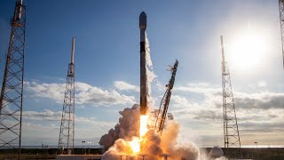 🔴 EN DIRECT LANCEMENT SPACEX TRANSPORTER 1 ( Fusée FALCON 9 )