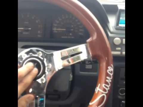 Toyota Cressida godfather horn