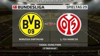 Borussia dortmund spielt gegen den 1. fsv mainz 05 am 29. spieltag in der bundesliga.► unterstützt mich: https://www.tipeeestream.com/tpzyt/donationjetzt ...