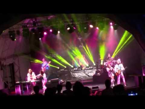 ABBA (Bjorn Again) at Taronga ZOO - Sydney