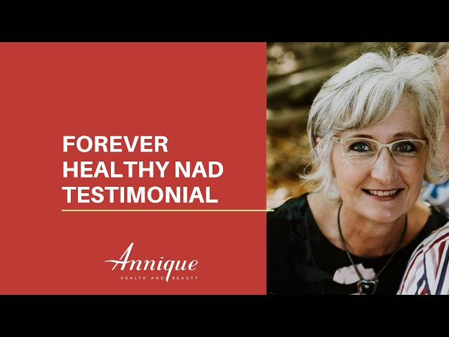 Forever Healthy NAD | Thea Kritzinger