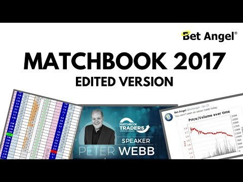 Peter Webb, Bet Angel - Matchbook Traders conference - Added content, high quality version