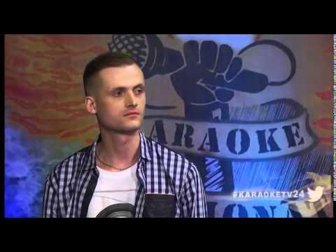 Armands Lozinskis ar Renāra Kaupera balsi! Karaoke TV čempionāts!