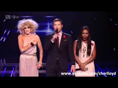 X Factor Live Show Week 5: The Results (Full Version) X Factor 2010 HD