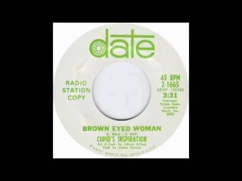 Cupid's Inspiration - Brown Eyed Woman (1969) [RARE]