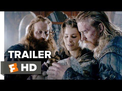The Last King Official Trailer 1 (2016) - Kristofer Hivju Movie HD