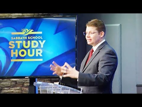 """The Change of the Law"" - Sabbath School Study Hour - Lesson 6"