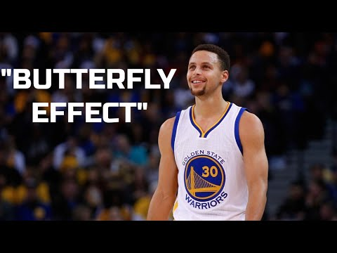 """Stephen Curry-""""Butterfly Effect"""""""