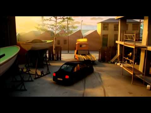 Балбесы 3d мультфильм 2010