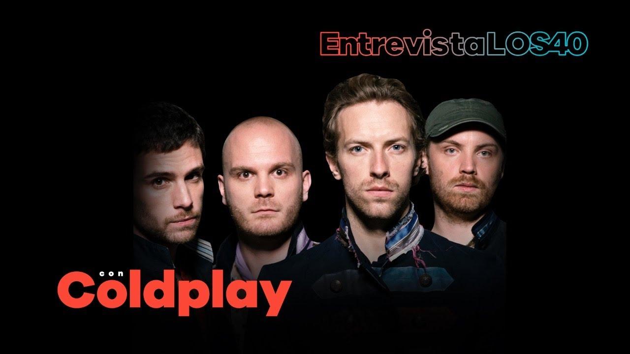 Entrevista - Coldplay