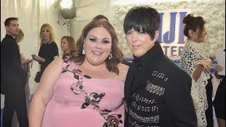 Chrissy Metz and Diane Warren Stand Together