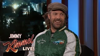 Jason Sudeikis Reveals Why He Was Arrested