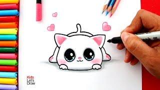 Gato Colorear Videos Gato Colorear Clips Clipfail Com