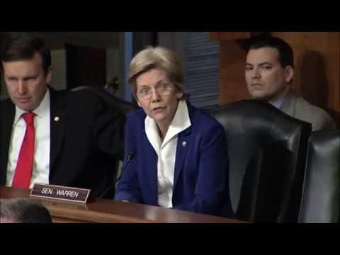 Senator Elizabeth Warren Praises Law Enforcement and Health Care Workforce on the Attacks in Boston