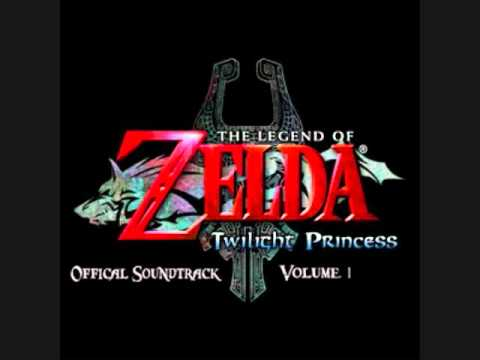 Twilight Princess Soundtrack: Lake Hylia