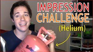 IMPRESSION CHALLENGE #1 (YouTubers, Star Wars, POTC, Simpsons)