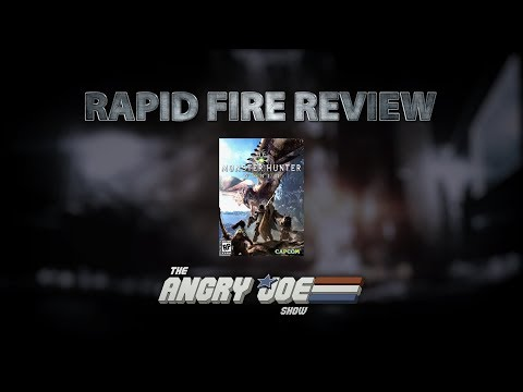 Monster Hunter World Rapid Fire Review thumbnail