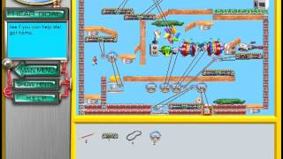 Let's Play Return of the Incredible Machine: Contraptions Part 12 - Expert 34 - 36