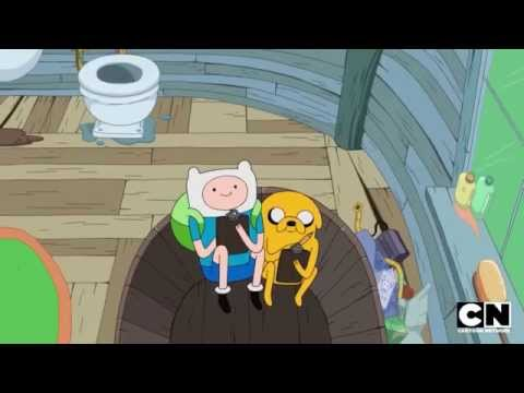 Adventure Time - James Baxter the Horse (Preview) Clip 1