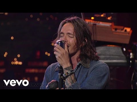 Incubus - Wish You Were Here (Live on Letterman)
