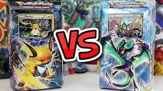 Theme Deck War: Burning Spark VS Night Striker!!