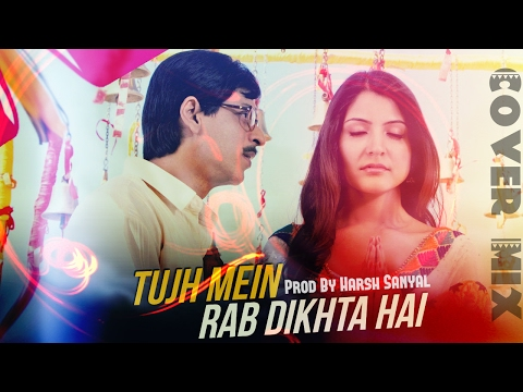 Tujh Mein Rab Dikhta Hai - Instrumental Cover Mix (Rab Ne Bana Di Jodi)  | Harsh Sanyal |
