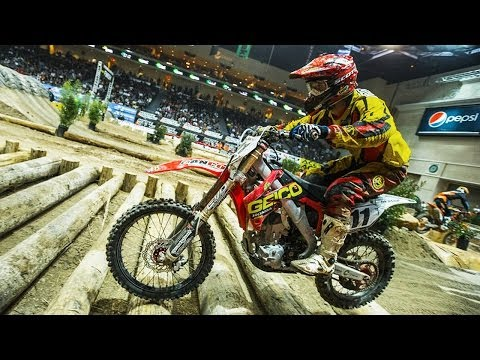 Coming Soon! 2013 EnduroCross LIVE from Everett, WA Saturday 10/26 on the Motor Trend Channel!